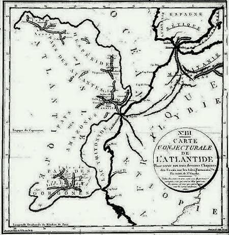 L'Atlantide est-il un mythe ou une réalité ?