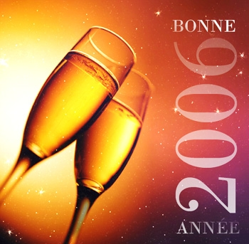 Bonne Année 2006